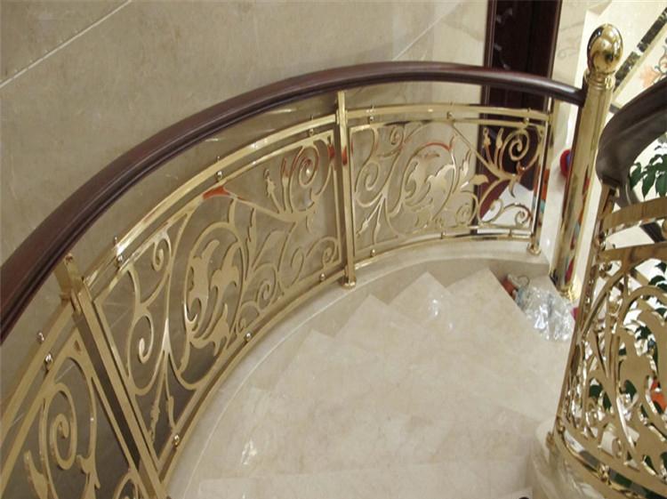 cau thang sat my nghe hinh 1 - 100+ mẫu lan can-cầu thang sắt nghệ thuật cổ điển đẹp xuất sắc