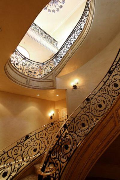 cau thang sat my nghe hinh 5 - 100+ mẫu lan can-cầu thang sắt nghệ thuật cổ điển đẹp xuất sắc